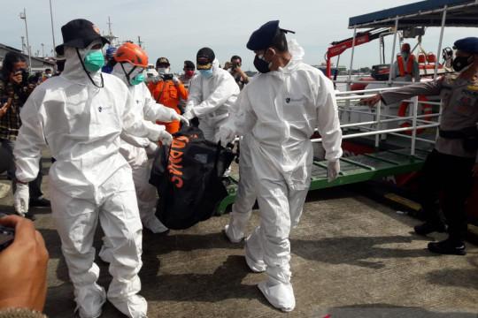 SAR Gabungan kembali evakuasi dua jenazah korban kapal tenggelam