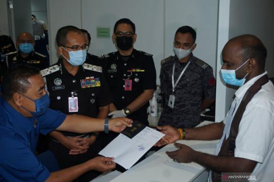 Imigrasi Malaysia tambah 28 konter rekalibrasi pulang di bandara