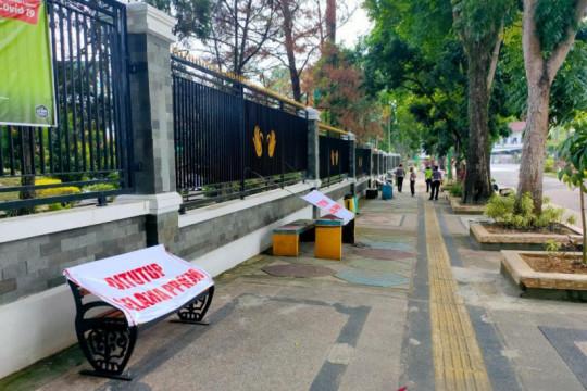 Polisi Jambi rekayasa sosial tempat umum tekan penyebaran COVID-19