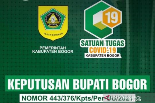 Kabupaten Bogor masih larang makan di tempat pada perpanjangan PPKM