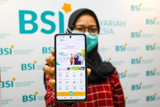 BSI lakukan auto migrasi untuk nasabah eks BRISyariah