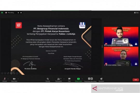 LinkAja dan Tokko kolaborasi dukung edukasi dan inklusi digital UMKM