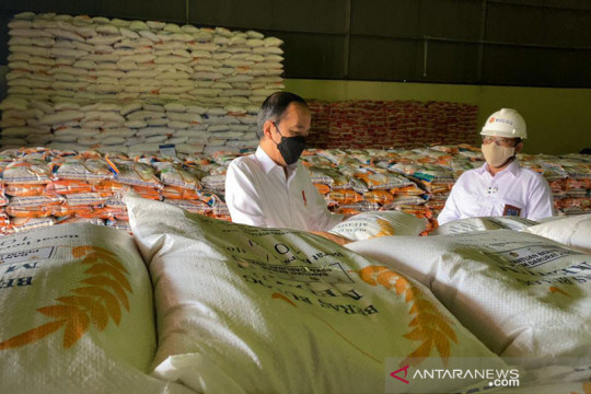 Antisipasi La Nina, pemerintah diingatkan siapkan ketersediaan pangan