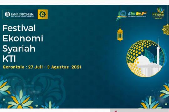Festival Ekonomi Syariah 2021 KTI resmi dimulai hari ini
