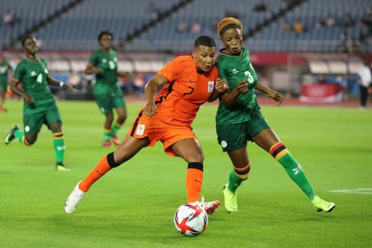 Jadwal Olimpiade sepak bola putri: Belanda akan ladeni Amerika Serikat