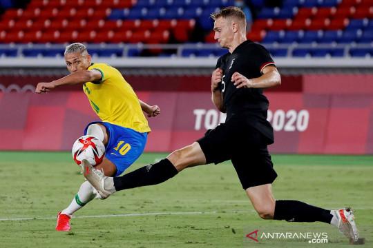 Olimpiade Tokyo: Brasil lumat Jerman 4-2