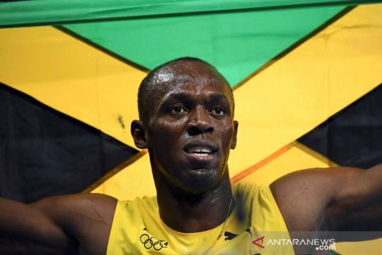 Usain Bolt percaya diri rekornya tak akan patah di Olimpiade Tokyo