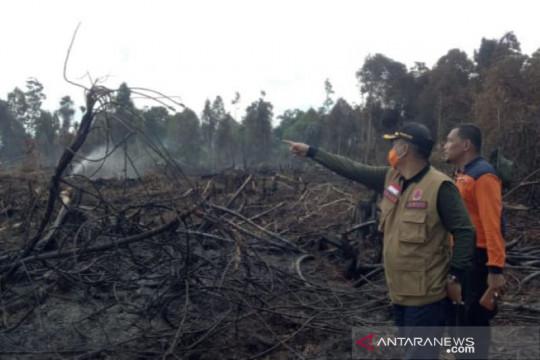 Satgas Karhutla Riau sudah 50 kali water bombing hutan terbakar