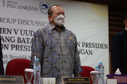 Ketua DPD RI mengapresiasi pemerintah luncurkan subsidi upah