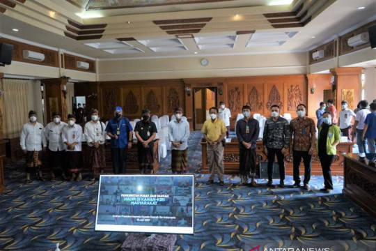 Pemkot Denpasar panggil APRSS terkait strategi tangani COVID-19