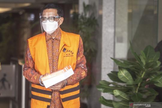 Jaksa ungkap gratifikasi ke Gubernur Sulsel nonaktif Nurdin Abdullah