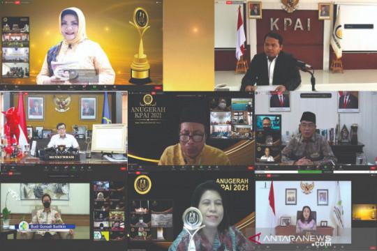 KPAI berikan anugerah bagi pelaku perlindungan anak di Indonesia