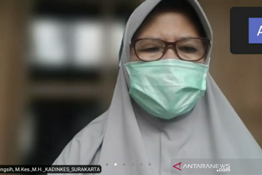 Pemkot Surakarta ajukan permintaan 50.000 dosis vaksin