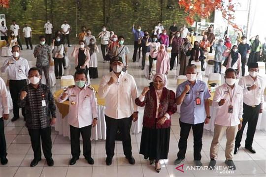 16.606.675 warga Indonesia menerima dosis lengkap vaksin COVID-19