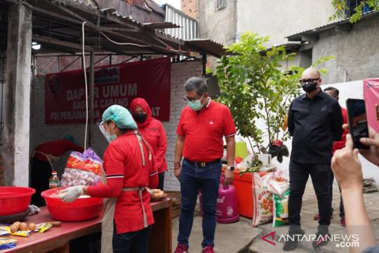 """Hasto apresiasi DPC PDIP Jakpus-ABJ gelar vaksinasi """"door to door"""""""
