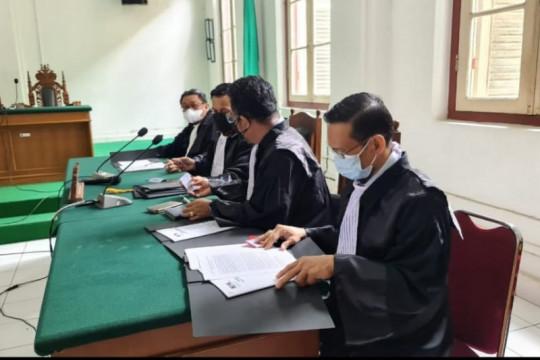 Penasihat hukum Nurdin Abdullah tidak ajukan eksepsi