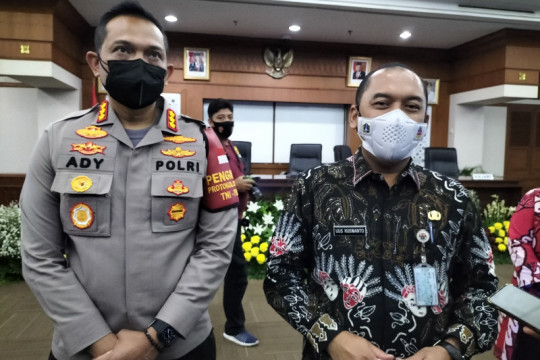 Pemkot-Polrestro Jakarta Barat terima penghargaan dari KPAI