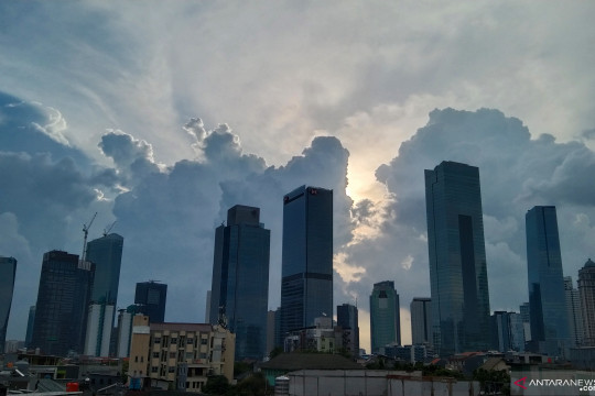 Jakarta cerah berawan sepanjang Kamis ini