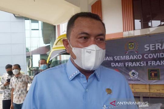 DPRD Bogor relakan anggaran kunker demi bansos terdampak pandemi
