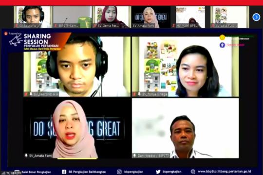 Sekolah Vokasi IPB University ajarkan mahasiswa hasilkan E-book