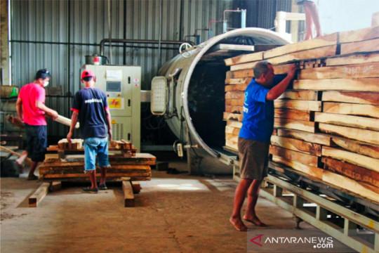 Kayu jati Indonesia ramah lingkungan, diminati di Jerman