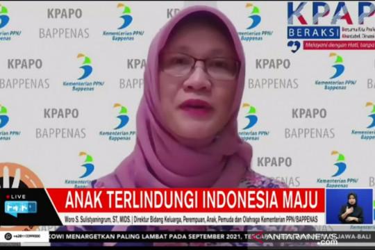 Bappenas: 28 persen populasi anak Indonesia terpapar COVID-19