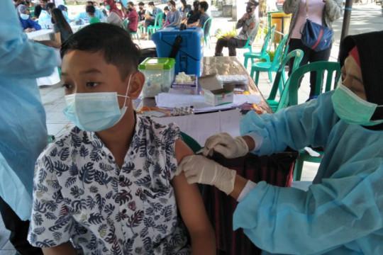Disdik: Potensi sasaran vaksinasi anak SMP di Mataram 18.651 orang