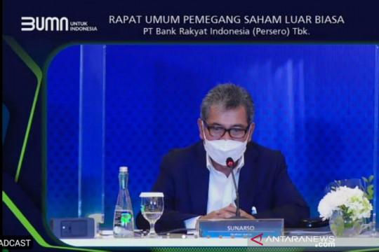 """RUPSLB BRI setujui """"rights issue"""" 28 miliar lembar saham"""