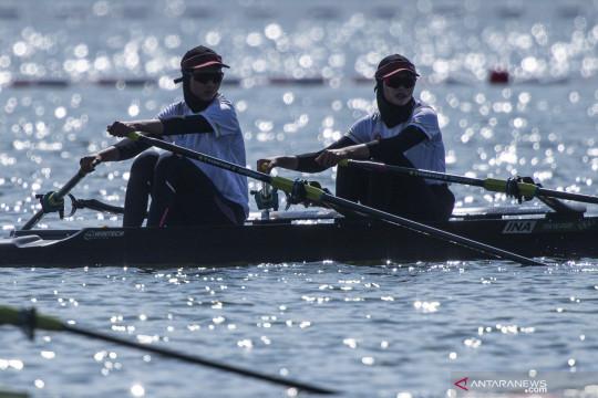 PB PODSI sebut Mutiara/Melani kalah jam terbang di Olimpiade Tokyo