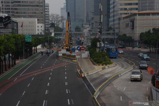 DKI kemarin, dokumen klarifikasi Formula E hingga progres MRT Thamrin