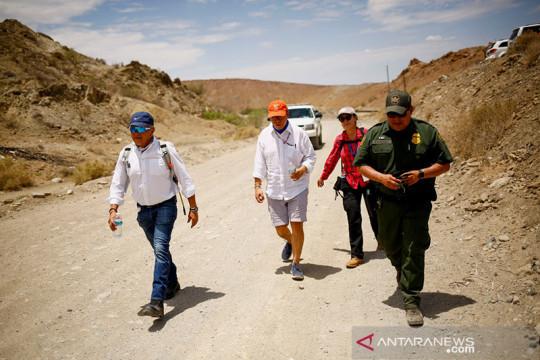 AS perluas pembatasan perjalanan di perbatasan Kanada, Meksiko