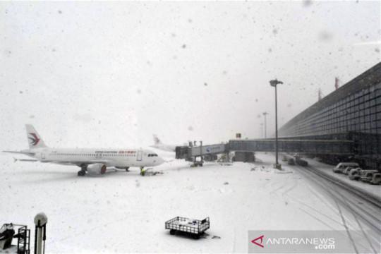 17 petugas bandara Nanjing positif COVID, ratusan penerbangan batal
