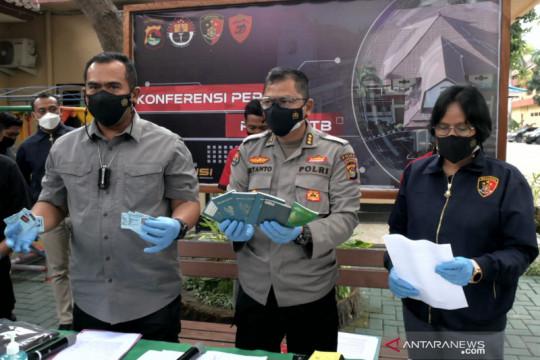 Polda NTB tangkap perekrut 120 PMI ilegal asal Lombok Timur