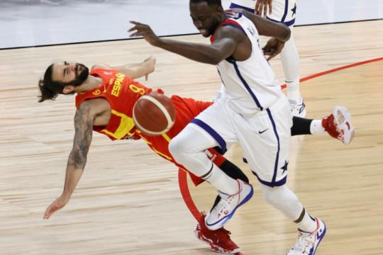 Talenta NBA persengit persaingan basket Olimpiade Tokyo