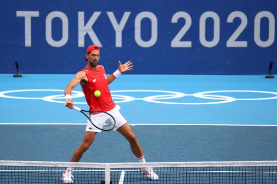 Lima bintang tenis yang siap berlaga di Olimpiade Tokyo