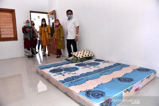Ruang isolasi desa mampu tampung 45.710 pasien COVID-19