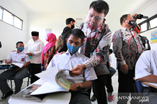 1.020 anak terima remisi pada peringatan Hari Anak Nasional