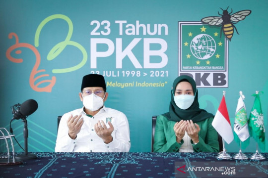 Muhaimin tegaskan PKB hadir menjadi solusi