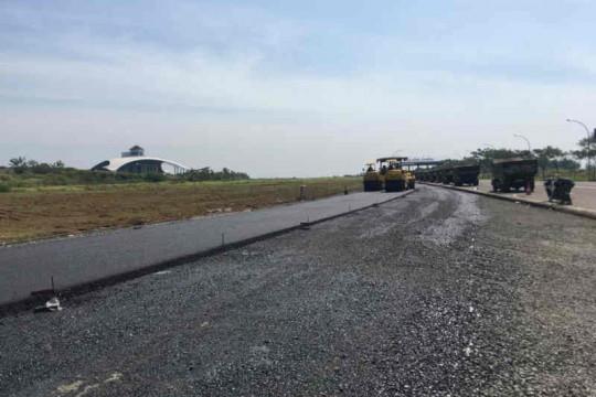 Tol akses Bandara Kertajati ditargetkan beroperasi November 2021