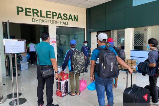 Konsulat RI Tawau pulangkan 50 WNI dari Malaysia