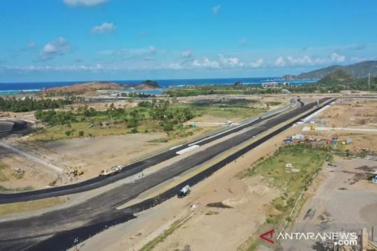 Pengamat: Jalan Bypass Bandara Lombok-Mandalika lancarkan lalu lintas