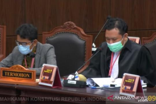 KPU sebut MK tak berwenang periksa gugatan sengketa Pilgub Kalsel
