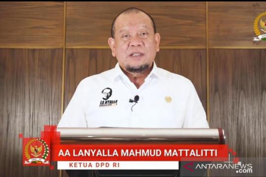 Ketua DPD paparkan sejumlah langkah bantu UMKM saat pandemi