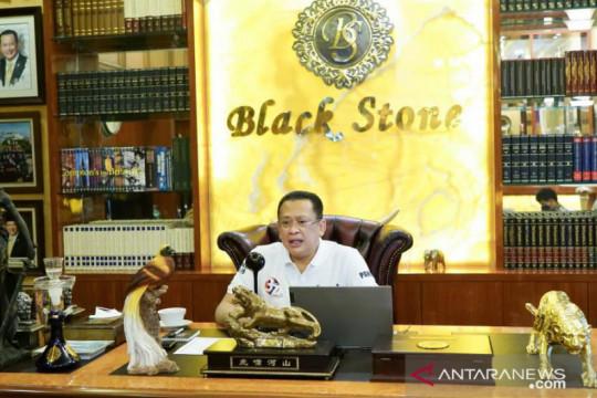 MPR: Wujudkan Indonesia Emas butuh dukungan lingkungan kondusif