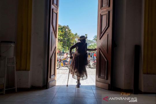 Kampung presiden Haiti siapkan pemakaman di tengah ketegangan