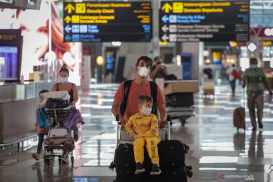 Bandara Soekarno-Hatta raih World's Best Staff Airport 2021
