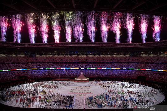 Pembukaan Olimpiade Tokyo 2020