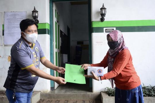 Arema beri dukungan kepada relawan penanganan COVID-19
