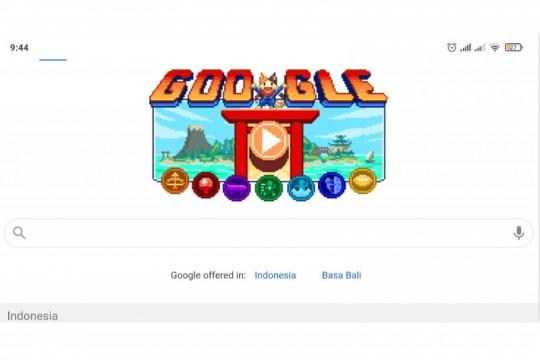 Game Champion Island tersedia gratis di Google Doodle