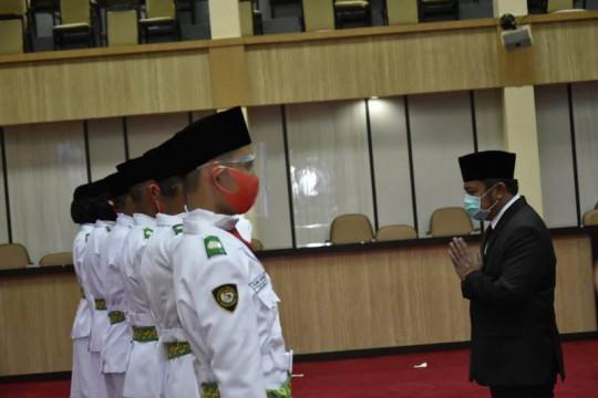 Dispora Sumsel ganti delegasi paskibraka karena terpapar COVID-19